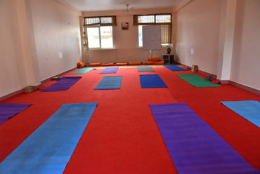 Yoga Classes in Rishikesh