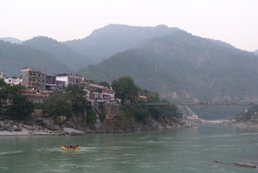 Places in Rishikesh